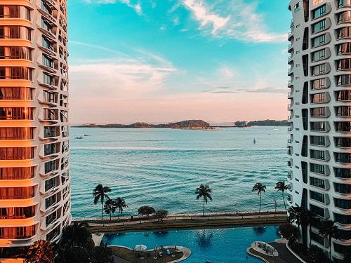 Vente d'appartement à Nice avec vue sur mer